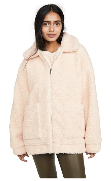 I.AM.GIA i.am. gia pixie coat in cream