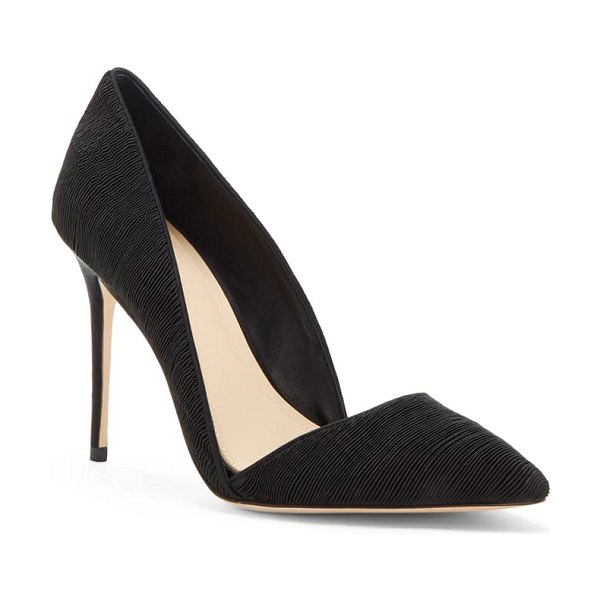 Imagine by Vince Camuto imagine vince camuto 'ossie' d'orsay pump in black fabric