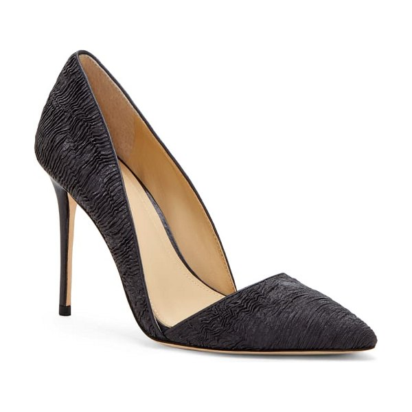 Imagine by Vince Camuto imagine vince camuto 'ossie' d'orsay pump in slate fabric