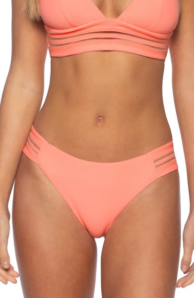 ISABELLA ROSE queensland bikini bottoms in frose