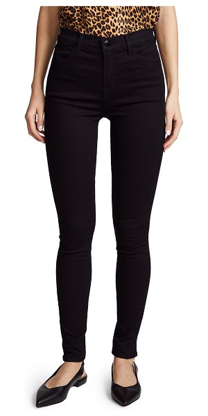 J Brand maria high rise photo ready jeans in vanity