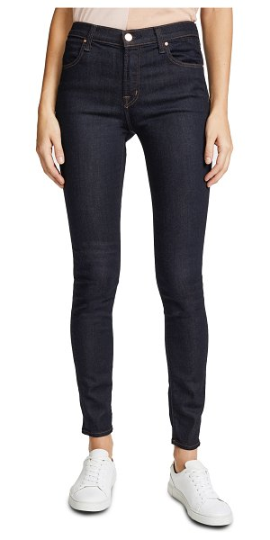 J Brand maria high rise skinny jeans in after dark
