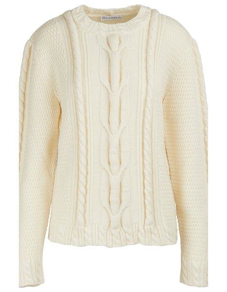 J W Anderson Linen sweater in color