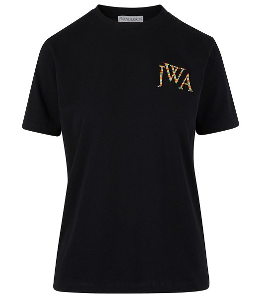 J W Anderson Logo t-shirt in black