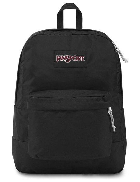 Jansport black label superbreak backpack in women~~bags~~backpack - A campus classic, this durable backpack features iconic...