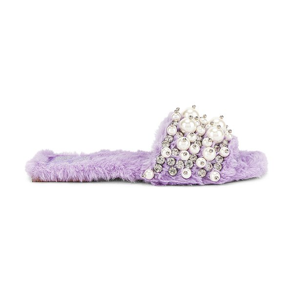 Jeffrey Campbell facile slide in lilac
