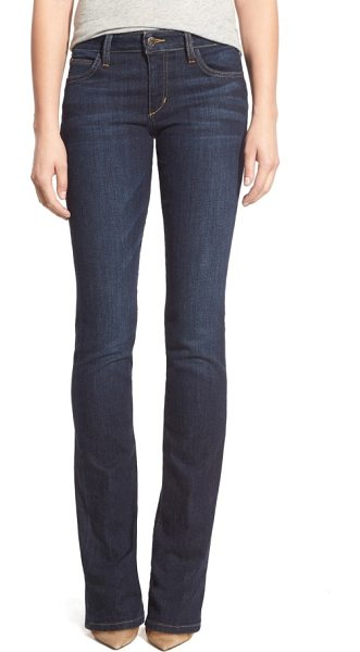 Joe's honey curvy bootcut jeans in rikki
