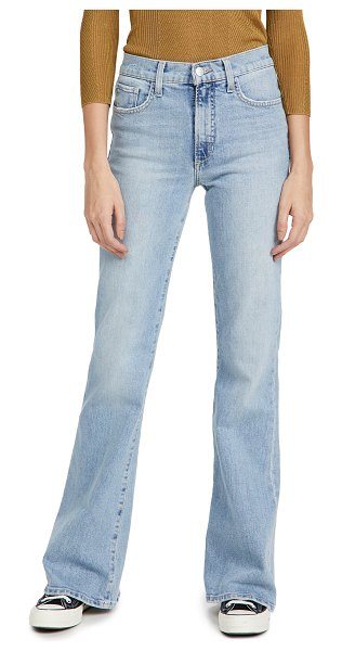 Joe's Jeans the molly high rise flare jeans in runaway