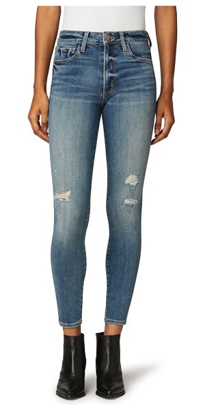 Joe's the charlie high waist ankle skinny jeans in ardent