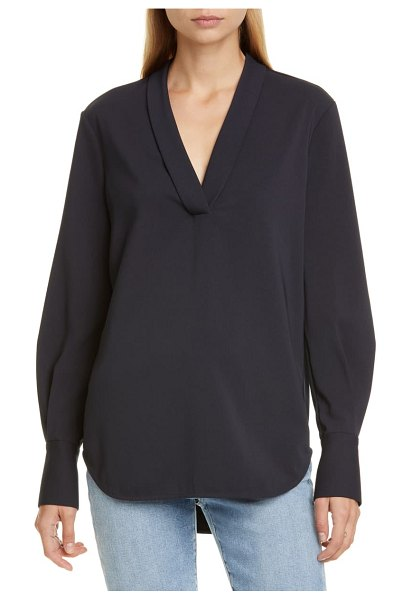 Equipment charlina stretch top in eclipse