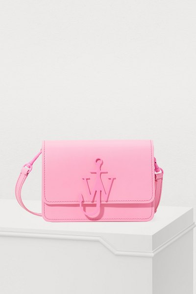 J.W.ANDERSON Mini Logo crossbody bag - Bring an instant signature finish to your daily outfits...
