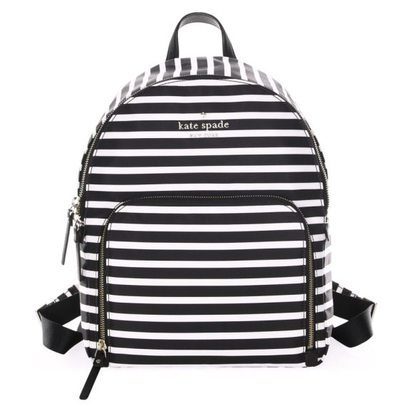 KATE SPADE NEW YORK watson lane hartley backpack - From the Waston Lane Collection. Classic stripes bring...