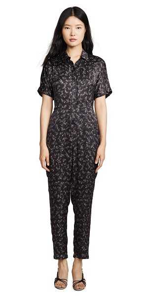 Knot Sisters jesse jumpsuit in paisley print