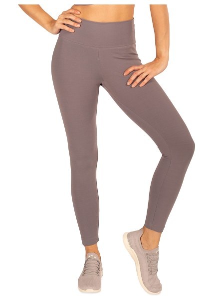 KORAL ACTIVEWEAR Exceed High-Rise Active Leggings in volcanic glass