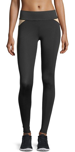 "KORAL ACTIVEWEAR Grand Full-Length Performance Leggings - Koral Activewear ""Grand"" leggings in high-performance..."