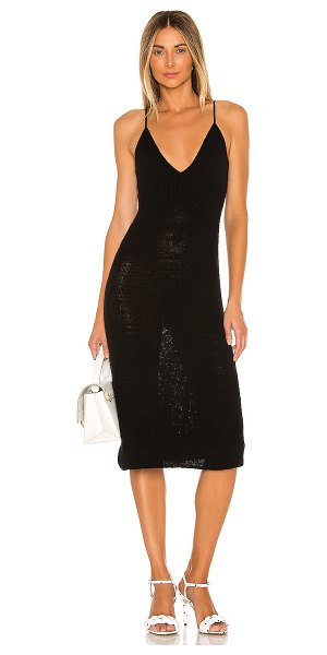L'Academie hally dress in black