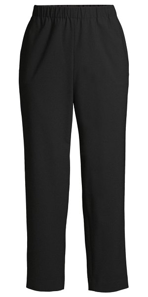 Lafayette 148 New York murray ankle pants in black