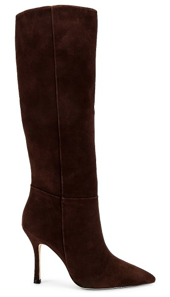 Larroude the kate boot in brown