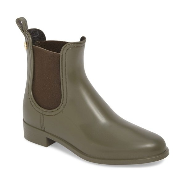 LEMON JELLY splash waterproof chelsea boot - A lemony scent adds to the fresh feel of this waterproof...