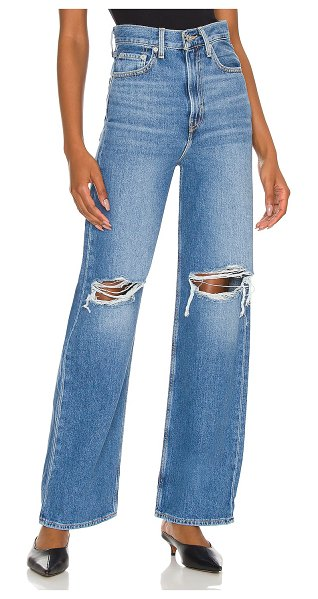 Levi's high rise loose jean in max out