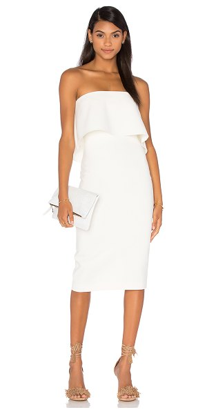 LIKELY driggs dress in white