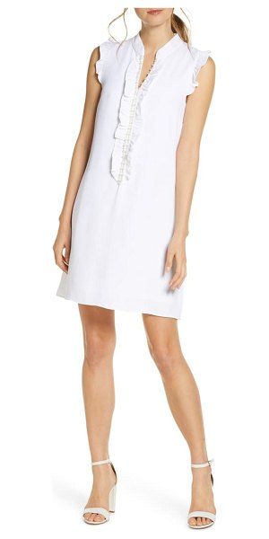 Lilly Pulitzer lilly pulitzer adalee shift dress in resort white