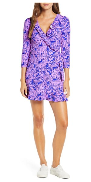 Lilly Pulitzer lilly pulitzer jessalynne romper in safari as i can see