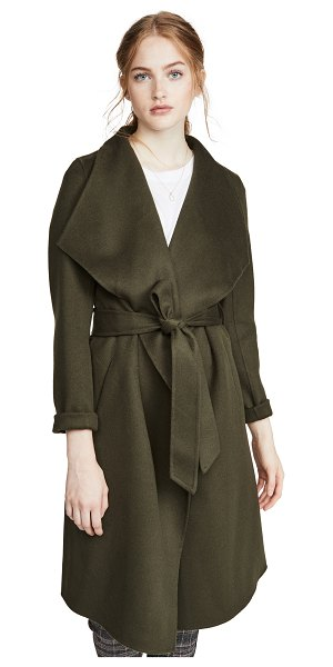 LINE meghan coat in combat