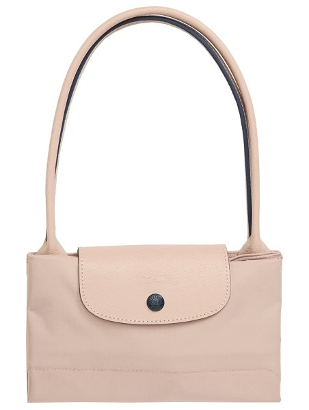 Longchamp le pliage club medium shoulder tote in hawthorn