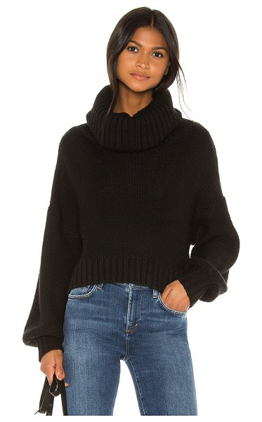 Lovers + Friends ryder sweater in black