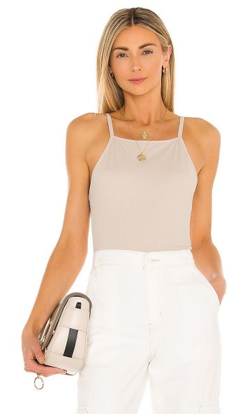 Lovers + Friends savannah cami top in toast