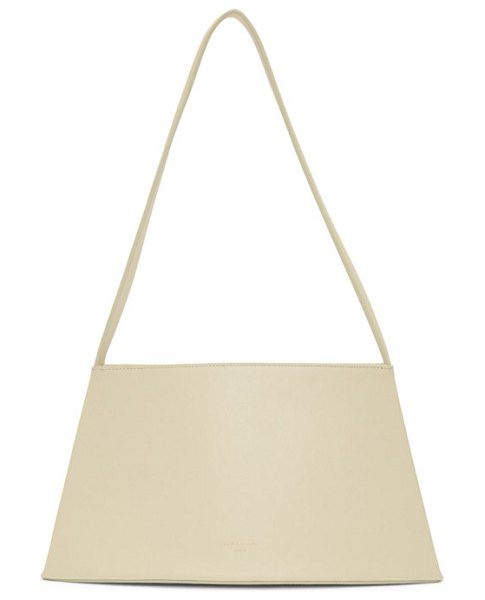 LOW CLASSIC white curve bag in ivr ivory