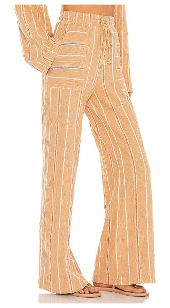 L*Space good vibes pant in sunrise stripe