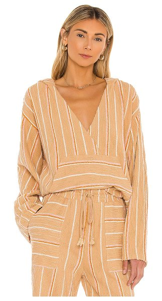 L*Space paradise pull over in sunrise stripe