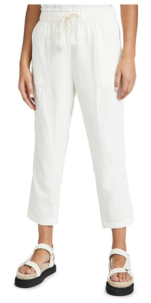 Madewell new fiji pants in lighthouse