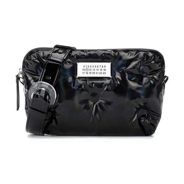 Maison Margiela glam slam shoulder bag in black