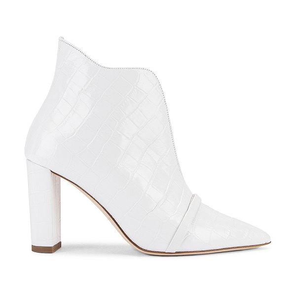Malone Souliers clara 85 heel in white