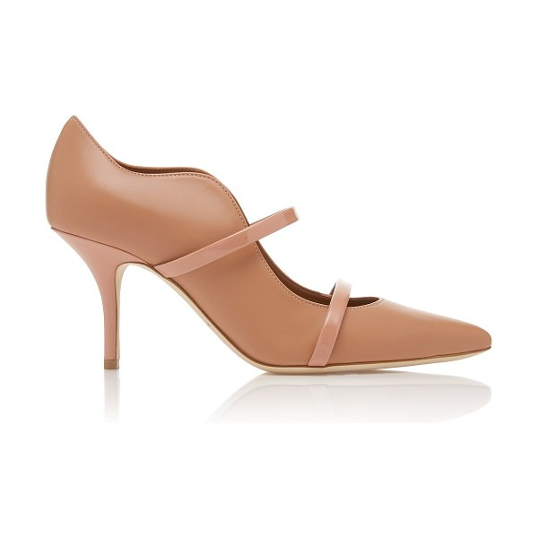 Malone Souliers maureen leather pumps in neutral