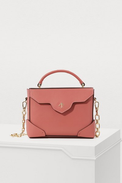 MANU Atelier Micro Bold Combo bag - This Micro Bold Combo bag offers a clear illustration of...