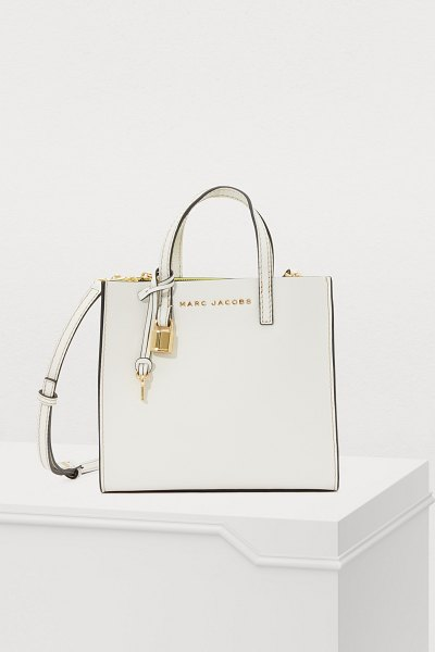 """Marc Jacobs """"""""Mini Grind"""" handbag"""" - Extreme finesse and refined lines characterize this Mini..."""
