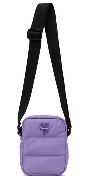 Marc Jacobs purple heaven by  nylon crossbody bag in soft violet