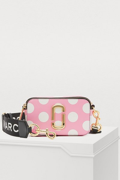 "Marc Jacobs Snapshot crossbody bag - Marc Jacobs has here reinvented his ""Snapshot"" crossbody..."