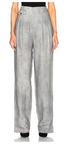 MARISSA WEBB Quinn Pants in gray - Born in Korea and raised in the United States, Marissa...
