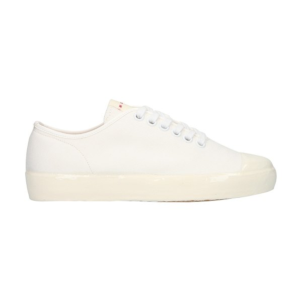 Marni Low-top trainers in lily white