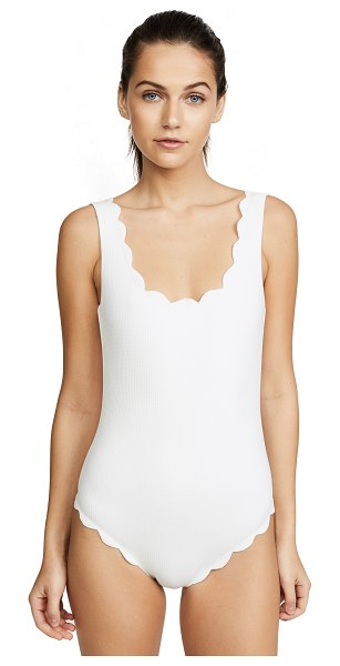 Marysia Swim palm springs maillot in coconut