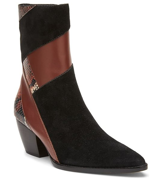 Matisse lennox boot in black suede
