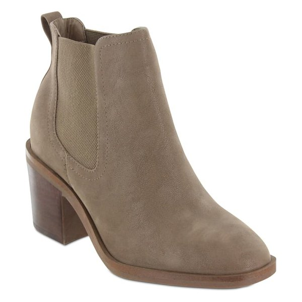 MIA emersyn bootie in taupe