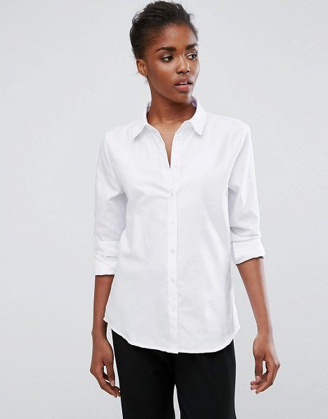 "MINIMUM Oxford Shirt - """"Top by Minimum, Lightweight woven fabric, Point collar,..."