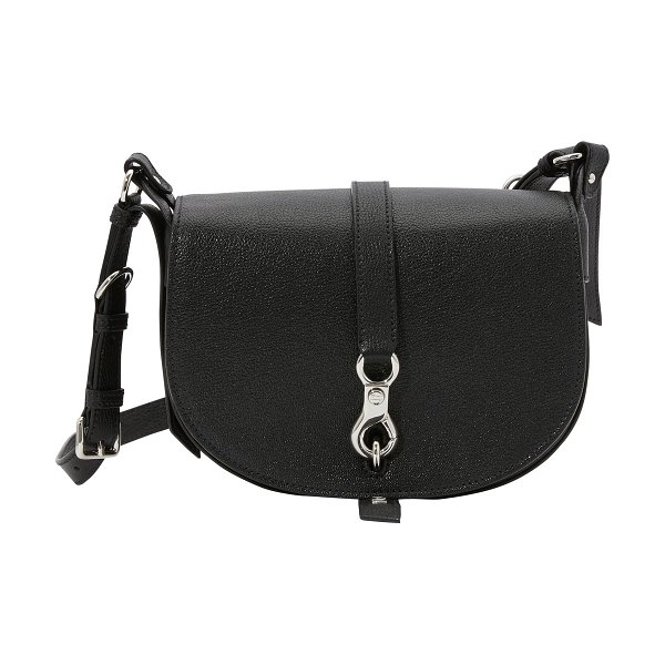 Miu Miu Leather shoulder bag - This half moon leather shoulder bag from Miu Miu stands...