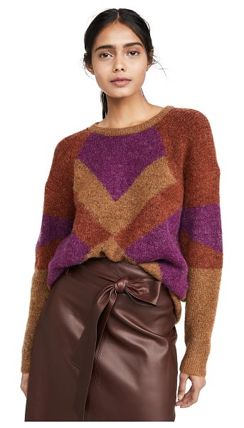 MKT studio koumad sweater in camel